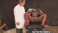 Shock porn electric Wild ebony slut shocked and screwed