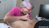 Horny anal grannys - Horny granny sucks a young dick