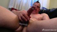 Gay eurpean males Pierced straight marc jerking off his pecker