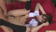 Hairy t Miku airi has japan blowjob and a pussy for t