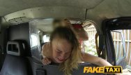 Balltorture cock Faketaxi horny young teen takes on old cock