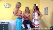 Sex puma Busty puma swede plays doctor patient nurse