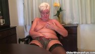 Pull knickers down porn videos - When granny comes home the knickers come down
