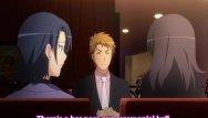 Anime hentai slutty - Slutty hentai bride gets fucked