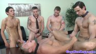 Gay old men cock Jimmy davis and co climax at an orgy
