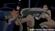 Vintage justice league Justice league hentai - two chicks for batman
