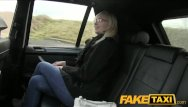 Sex with glasses Faketaxi blonde with glasses does sex tape