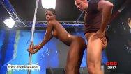 Anal zara whites Gorgeous ebony babe zara gets pounded