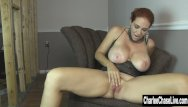 Charlee adult Horny milf charlee chases pussy needs pleasi