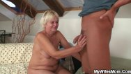 Taboo old sex movie Her blonde old mom and boyfriend taboo sex