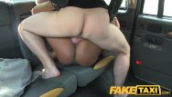 Ebony and naked Faketaxi naked woman in london taxi