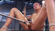 Fucking oldsters Skin diamond squirts on dildo machines