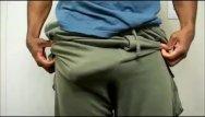 Gay wrestle bulges Monster black bulge