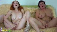 Mature black lady Busty bbw lady and lesbian redhead teen