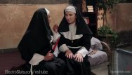 Human sexual lock Electro naughty nuns