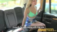 FakeTaxi Cock in the ass for hot blonde