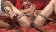 Gay stripping clips Hot strip poker bondage edging