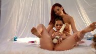 Explicit anal videos Extreme lesbian french girls, fist and squirt