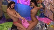 Teen girls getting on dress tube Young teen girls getting their dick sucked