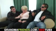 Drunk girl fucked two guys Two dudes pick up and fuck drunk grandma