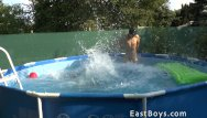 Twins gay Aston twins - summer fun