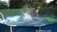 Twins gay Aston twins - summer fun