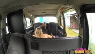 Fake cops sex - Femalefaketaxi dirty driver gargles cop cum