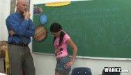 Christian help for a teen - Teen bounces on her teachers hard cock