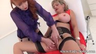 Vip sex toys Milf red xxx plays with bound lady sonia