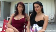 Milf porno star nikki hunter Redhead milf gets nasty with her stepdaughter