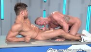 Full gay vmovies Falconstudios beefy johnny v ass fucked