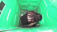 Nude walmart Porta gloryhole walmart worker gets slutty