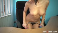 Naughty secretaries porn Naughty secretary vanessa rubs one out at the