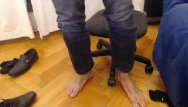 Free gay men webcam Muscle feet foot fetish