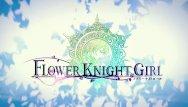 Naked girl from broken flowers Flower knight girl hentai sex game trailer