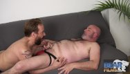 Gay black bear photos Sam black fucks bald daddy rob foster