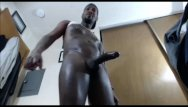 Thick black cock gay Mister long and thick black 12 inch cock