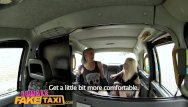 Naked female wrestling busty Femalefaketaxi lesbians wrestle in taxi