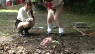 Pee pic outdoor Subtitles japanese outdoor burial pee baptism