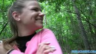 Best looking pornstar sarah blake Publicagent innocent looking teen fucking in the woods