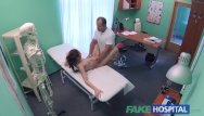 Advanced sexual performance supplement Fakehospital doctor performs sexual acrobatics with russian babe