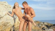 Skinny dipping bikini Babes - skinny dipping, gina gerson and matt ice