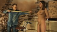 23cm amateur band antenna Lovely girl gets rubber band punishment and hot wax torture.
