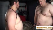 Hairy gay cocksucker Obese bear cocksucking chubby dick