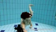 Male strip shows Brunette kristy is stripping underwater