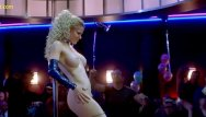 Kristine young porn - Kristin bauer striptease in dancing at the blue iguana movie