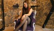High heels and pantyhose footjobs Joi german milf pantyhose high heels femdom domina