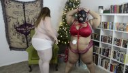 Amateur submitted bbw Busty ebony slave submits to mistress lexxxi luxe