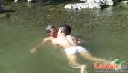 Swim team gay Sweet exotic twinks go for a swim and wet oral fun