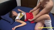 Sperm on butt cheeks Petite shori miyauchi fucks in cheerleader outfit butt cheeks spread wide